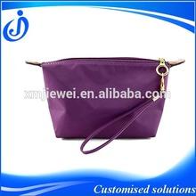 Nylon Cosmetic Bags wtih Wristlet
