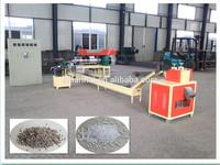 CE & ISO HIGH-TECH PP/PS/PE foam egg box sheet recycling machine