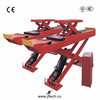 Scissor lift with CE electric hydraulic motorcycle lift