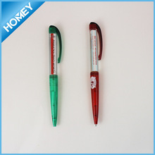 promotion novelty plastic floating pen