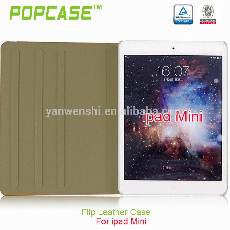2014 fashion style pu case for ipad mini 2