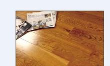 laminate flooring & wider board matte finish real wood 8mm