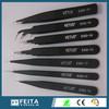 ESD Antistatic SA Plastic stainless steel Vetus tweezers/tweezer