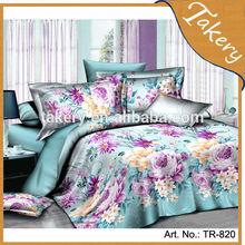 3d flower duvet cover set bed sheet set alibaba china supplier
