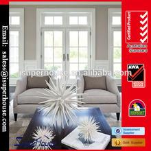 Hot sale Australian Standard AS2047 2012 latest design alumium casement window