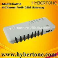 GOIP8 8 port voip interphone gateway