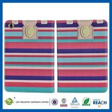 2014 new arrival beautiful case polka dots leather case for ipad mini 2
