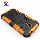 guangzhou factory phone case for samsung galaxy s4 active I537 cover with holster