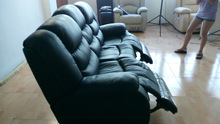 Singapore Living Room Chesterfield Sofa/Recliner Sofa(521)