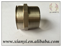 Precision NPT stainless steel auto air conditioning fittings