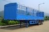 full cargo L1 skeleton semi trailer 40ft for sale