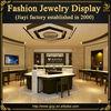 High-grade gemstone display for interior furniture jewelry store decoration