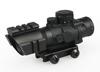 GZ10233 Tactical Reticle 4x Rifle Scope/Hunting rail ccop rifle scope