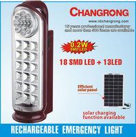 18pcs SMD battery led emergency lamp