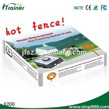A200 temporary dog yard fencing ,remote control dog fence