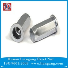 Carbon Steel China Made Hex Body Threaded Insert