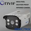 Câmera de segurança wi-fi para uso externo, resistente à intempérie, 1080p HD