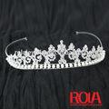 adulto coroas e tiaras de cabelo cabelo acessório wholeale jóias moda ornamento acessório