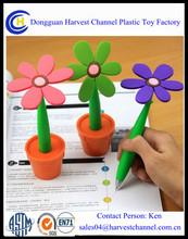 Promotional Sunflower Lovely Office Stationary Ballpoint Pen