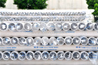PVC Pipe Scrap in India / Plastic Pipe Manufacturer