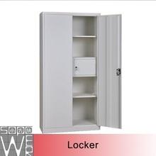 SOPOWER low price steel almirah wardrobe cupboard locker