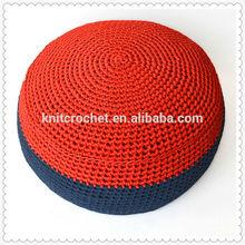 Crochet Bean Bag, Knitted bean Bag