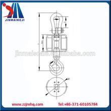 Industry design crane scale 50-500kg digital type with backlight