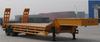 full cargo L1 40ft skeletal semi trailer for sale 3 axle