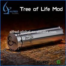 New generation Discount Vape Tree of life mechanical mod clone maraxus mod brass King mod