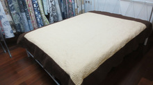 Fashion ultrasonic designed bedding quilt