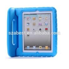 Kids Friendly Kids Safe EVA Foam Handle Stand Case For iPad 2 3 4