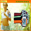high quality neoprene sport arm bag for iphone 5 /5s /5c safety arm bag