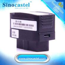 MFI Certified Bluetooth 4.0 Car OBD Scanner Car Black Box