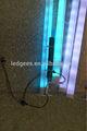 Recargable linterna led con luz de lado/muebles de plástico luces