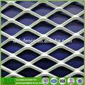 decorativi in alluminio leggero peso schermo della finestra grill maglia metallica