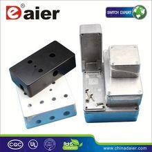 DAIER aluminium or metal / steel project box / case