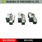 Good quality OEM aluminum milling spare parts