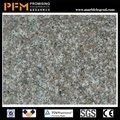 beverly hills villa el uso del suelo de granito negro de la superficie de la placa