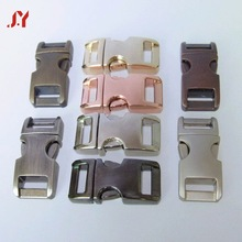 3/8 inch lanyard metal buckles for Dog collars ParaCord bracelet