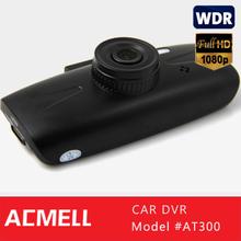 AT300 WDR night vision install video camera in car