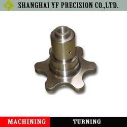 Top grade precise cnc turning metal