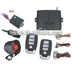 One Way Car Alarm System,Universal Car Alarm High Quality Car Alarm Systems