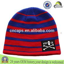 beanie hat custom winter ski plain beanie hat crocheted