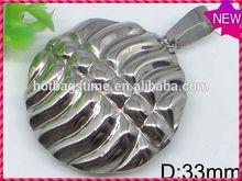 New fashion arrival China Powell jewelry fashion pendant bail brass jewelry pendant
