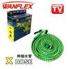 25-100ft Flexible Coiled Elastic Pink Light Wright Magic Retractable Garden hose