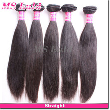 2014 new item 6A Virgin Cheveux Extensions Humains Hair natural straight