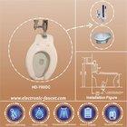 HDSafe HD700 Fashion Design Dual Flush Bathroom Toilet