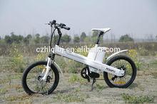 Seagull 20 inch-CE EN15194 hot sale 250W 500W electric mini cross bike