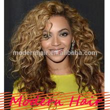 2014 hot most fashion Brazilian hair Brazilian carnival wigs for word cup soccer