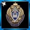 Zinc Alloy Imitation Hard Enamel High Quality Uniform Metal Badge